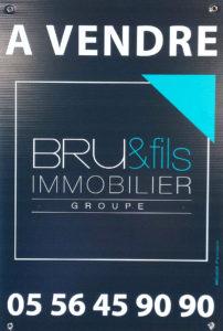 BMJ-publicité panneau publicitaire polypro alveolé